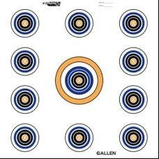 Allen 11 Spot Target 12in 12pack