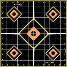Allen Adhesive Grid Target 12in 5 pack