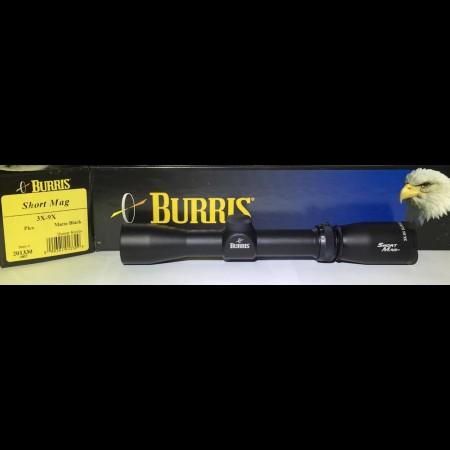 Burris Short Mag 3-9 Plex