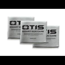 Otis Gun Cloth 3pck Reusable Microfiber Cloths