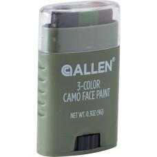 Allen 3-Color Camo Face Paint
