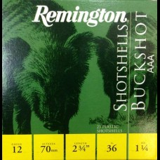 Remington 12ga Field 36gm #AAA