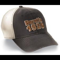 Beretta Black/Cream 1526 Cap