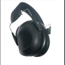 Tasco Low Profile Earmuffs - Black