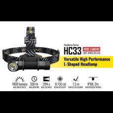 Nitecore HC33 1800 Lumens
