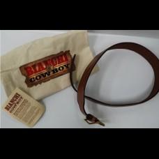 Bianchi Cowboy Hondo Leather Belt