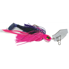 JAZ 5/8OZ Party Grub 05 Pink/Purple Lure