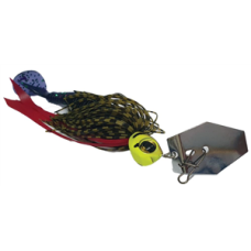 JAZ 5/8OZ Party Grub 07 Brown Pumpkinseed Lure