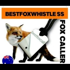 Max-Hunter Fox Whistle