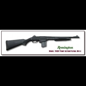 "Remington 7615 Tactical 16.5"" .223Rem 10 Shot Pump"