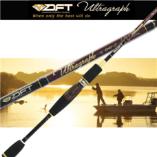 DFT Ultragraph Spin 7'0 6-10kg 2pc Rod