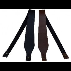 Colonial Leather Tapered Padded Sling Brown