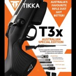 Tikka T3X CTR Stainless Special Edition 6.5Creedmore