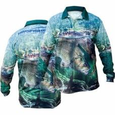 Profishent Sublimated Fishing Shirt - Bass