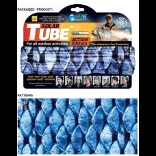 AFN Solar Tube - Blue Scales
