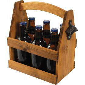 Avanti Bottle Caddy with Opener