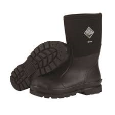 Muck Boot Chore Mid Black
