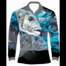 AFN Cosmic Blue Shirt