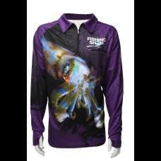 AFN Egi Purple Shirt