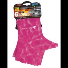 AFN Sun Gloves- Water Pink