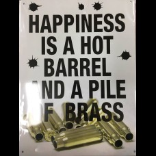 Big Rack Design Happiness Sign