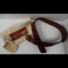 Bianchi Cowboy Texas Outlaw Leather Belt
