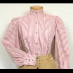 Frontier Classic Pink Pioneer Blouse Size Small