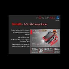 Powerall Goliath 24v