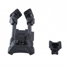 Vanguard Equalizer Pro 1 with 2 Quick-attach Picatinny quick shoes