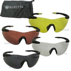 Beretta Safety Shooting glasses with Hard case
