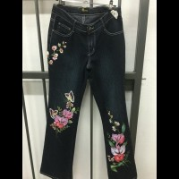 Beaded Jeans size 30