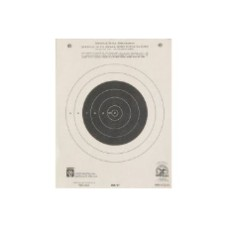 Hoppe's 9 Competition 50 YD. Small Bore Rifle Target