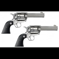 Ruger SASS Stainless Vaquero Set