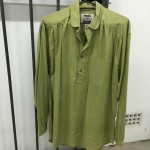 Old Frontier Green Shirt size L