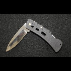 Muela Black Handle Small Pocket Knife