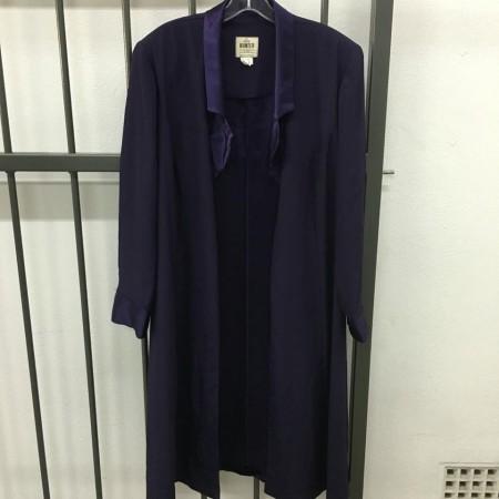 Eve Hunter Purple Jacket Size L (18)