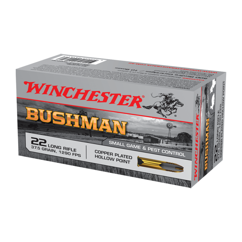 Image result for winchester bushman22