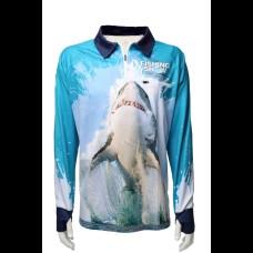AFN Shark Blue Shirt
