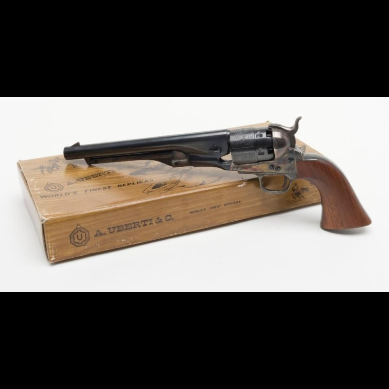 uberti 1860 army 44 black powder revolver