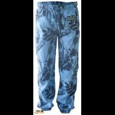 Ridgeline Kids Tussock Trousers Blue Camo