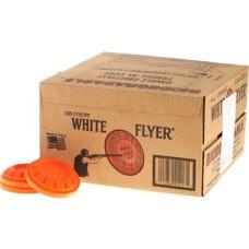 White Flyer 135 Orange Clay Targets